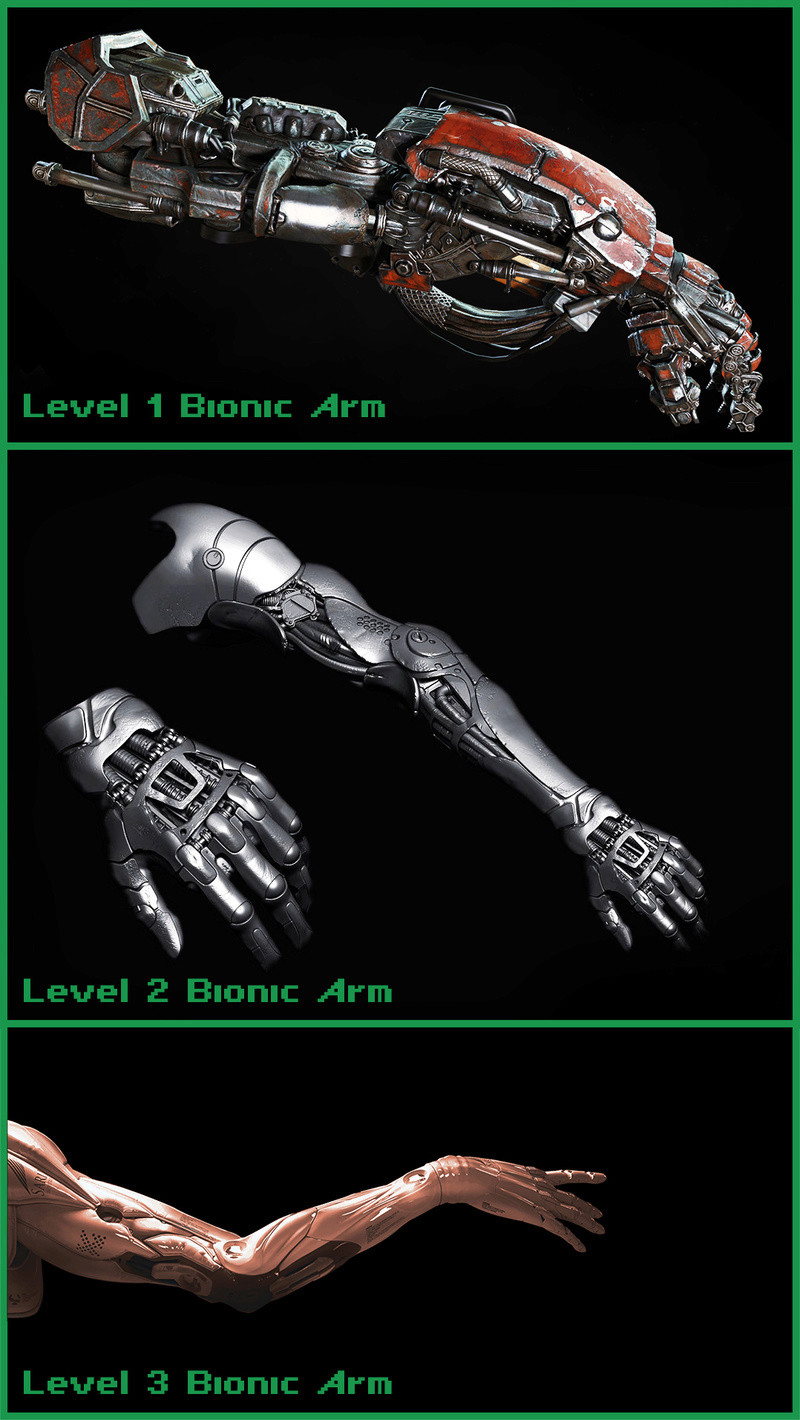 Bionic Implants Bionic10