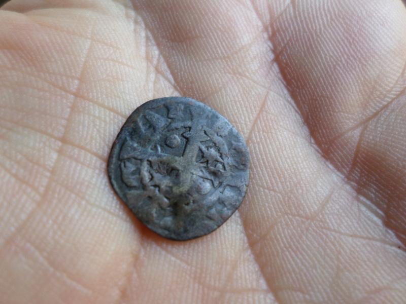 Dinheiro de Sancho II de Portugal 1223-1248 Sam_2011