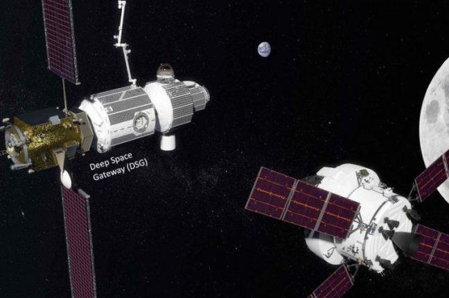 Rússia e EUA vão construir estação espacial na Lua para enviar humanos a Marte Zap29010