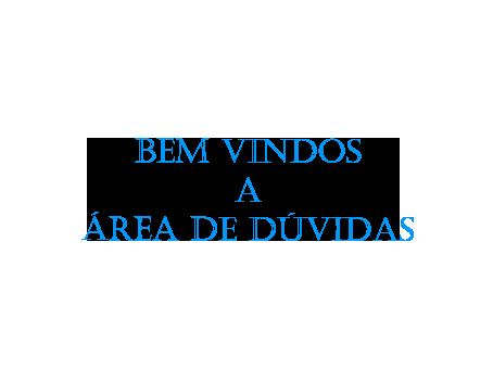Área de Dúvidas Area_d13