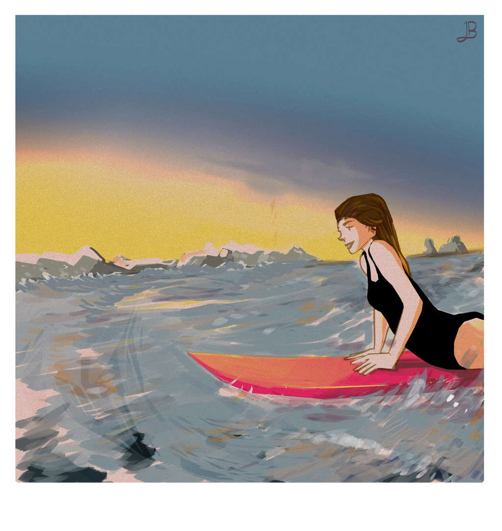 Illustrations Julien_B [Nudité Inside]  Surfin11