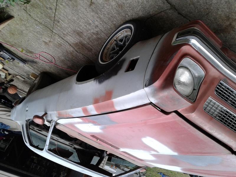 1975 Laguna s3 type project car 20171036