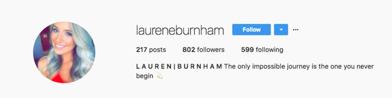 Lauren Burnham - **Sleuthing Spoilers** Screen14