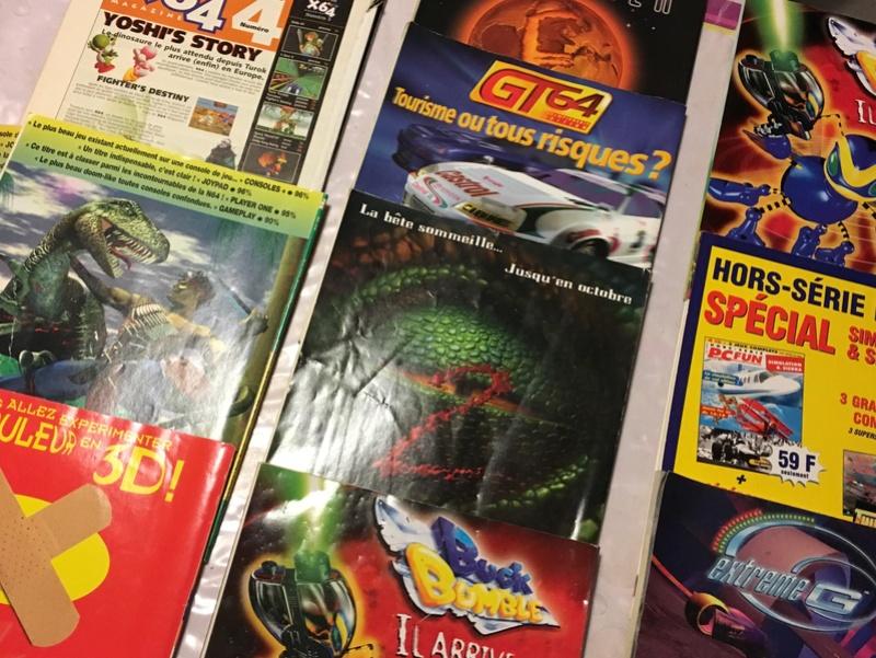 [ESTIM]  Lot Magazines Nintendo 64 et autres.. Img_0910