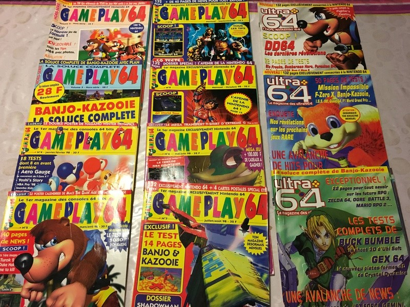 [ESTIM]  Lot Magazines Nintendo 64 et autres.. Img_0912