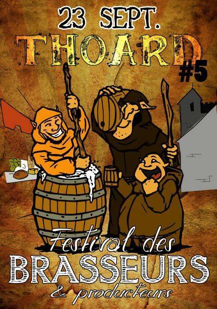 Festival des Brasseurs à THOARD (04) 25876610