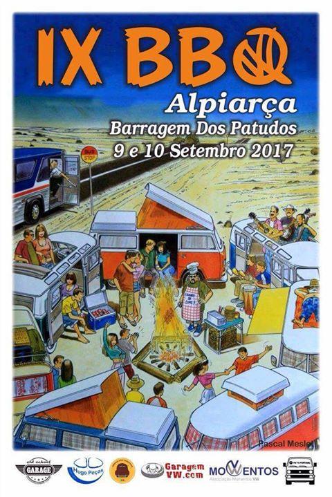 IX BBQ - BARRAGEM DOS PATUDOS - ALPIARÇA 9 a 10 Setembro 2017 21083410