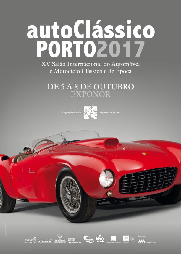 AUTOCLÁSSICO - PORTO 2017 - EXPONOR - 5 a 8 outubro Acpor110
