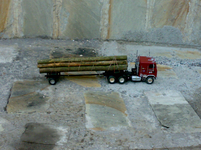 CAMION FREIGHTLINER 1/32 19112010