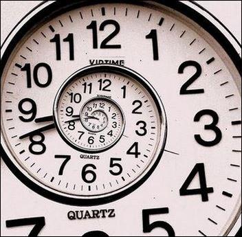 ¿Qué pasaría si el tiempo no existiera y en realidad fuera una simple ilusión? Tiempo10