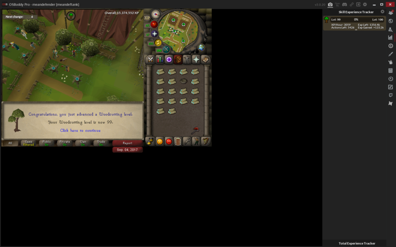 first ever 99 since start in late 03 Woodcu10