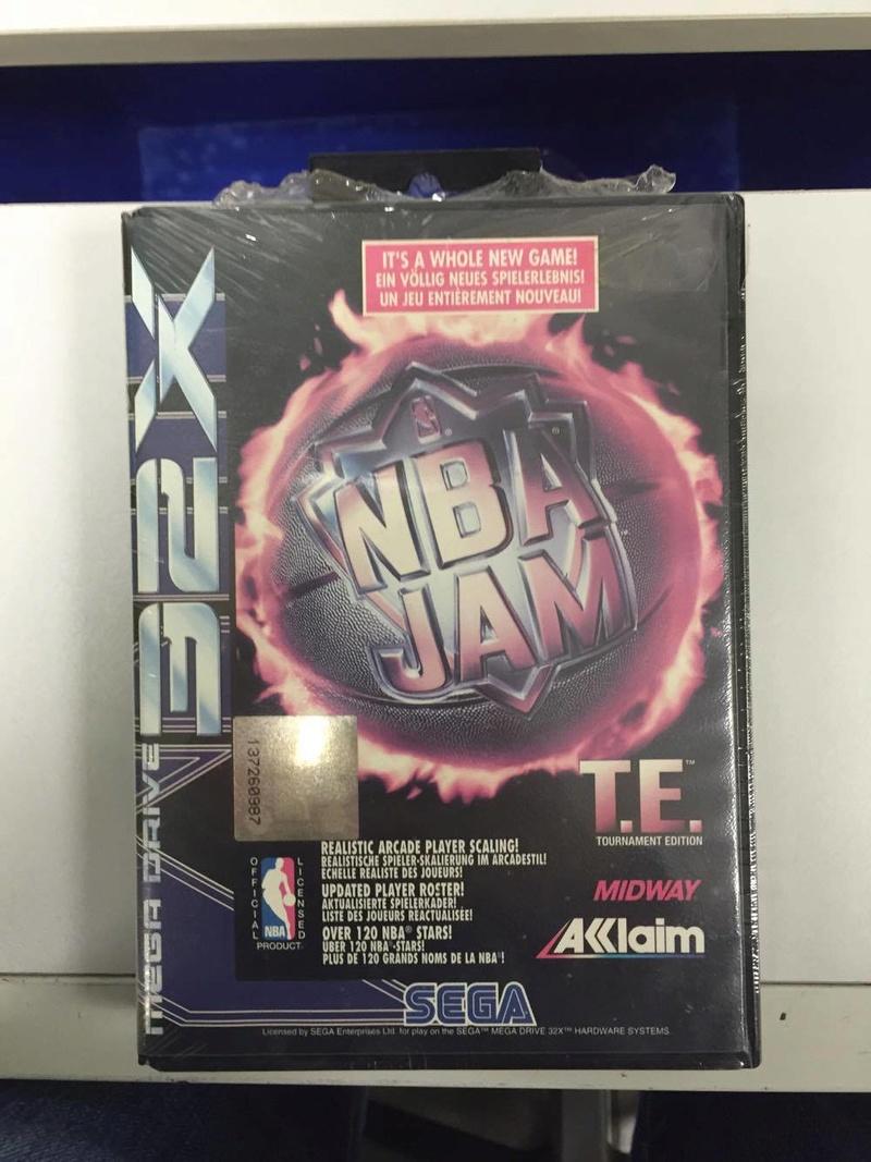 (ESTIM) Jeux Sega Megadrive 32X et AMIGA  21389210