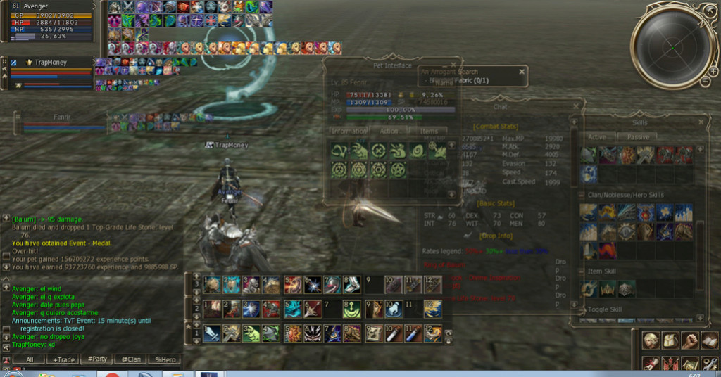 Los Raid Boss No tiran Drop Shot0018