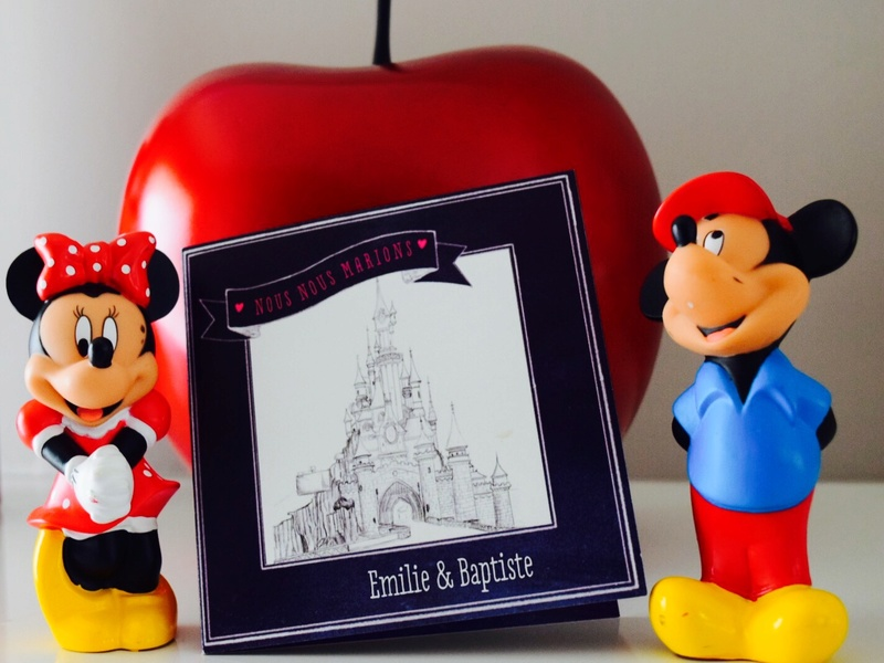 "Mariage thème ""Disneyland Paris"" - 04/02/2017 20170210"