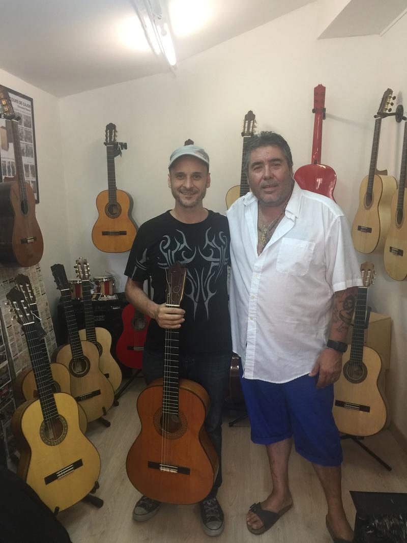 Cours de Guitare Flamenca et Rumba a Montpellier Franck10