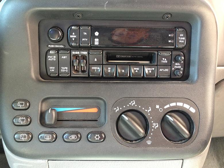 fonctionnement climatisation / ventilation S3 Consol10