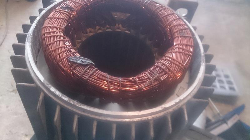 Problème moteur compresseur qui s'arrête rapidement après mise en route Dsc_0117