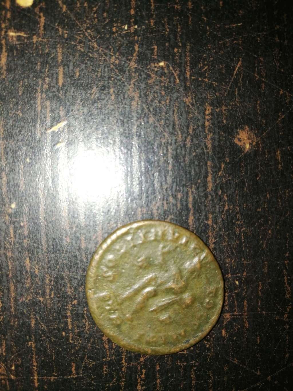 Nummus de Constantino I. SOLI INVICTO COMITI. Trier Img_2013