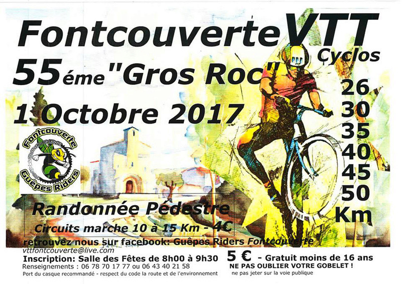 Fontcouverte (17) 1 octobre 2017 Flyers10