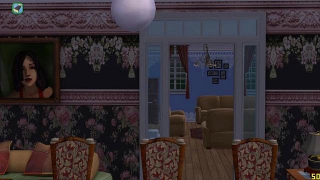 [série romance histoire de famille] La famille Grandier à Montsimpa - Page 2 Sims2e23