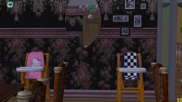 [série romance histoire de famille] La famille Grandier à Montsimpa - Page 2 Sims2e24