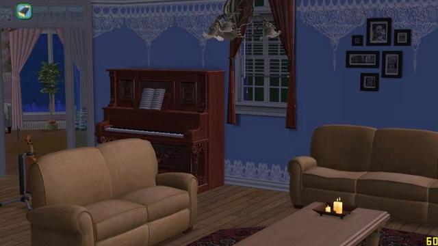 [série romance histoire de famille] La famille Grandier à Montsimpa - Page 2 Sims2e28