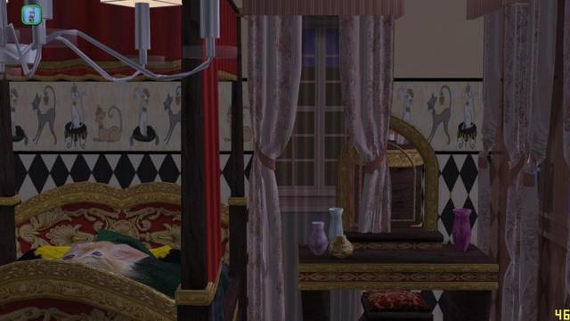 [série romance histoire de famille] La famille Grandier à Montsimpa - Page 2 Sims2e38