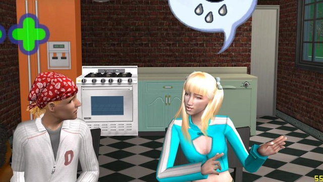 [série romance histoire de famille] La famille Grandier à Montsimpa - Page 2 Sims2e48