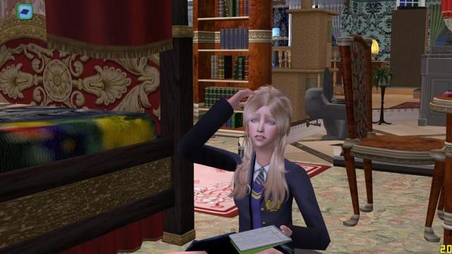 [série romance histoire de famille] La famille Grandier à Montsimpa - Page 2 Sims2e50
