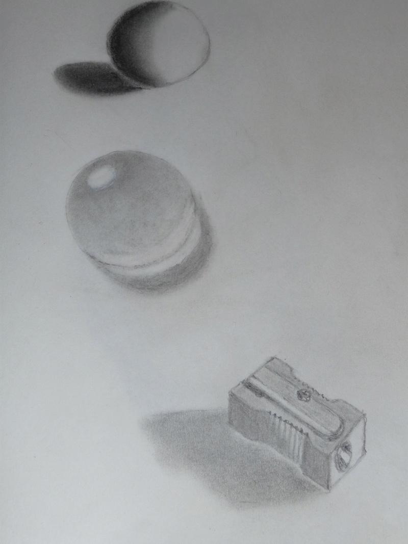 Mes premiers dessins depuis une longue inactivité . Dessin15