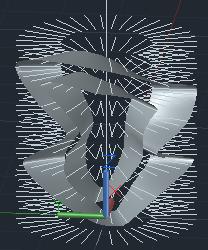 【回帖精華】AutoCad可以做類似浮雕環繞於圓柱的效果嗎? - 頁 3 Captur13