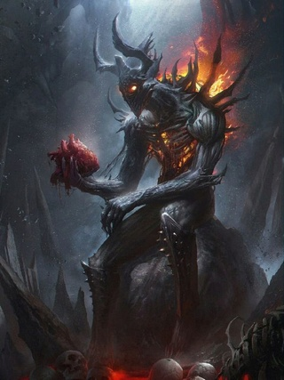 Nyama, Chaperon of the Forest and the Hunt 955eae11