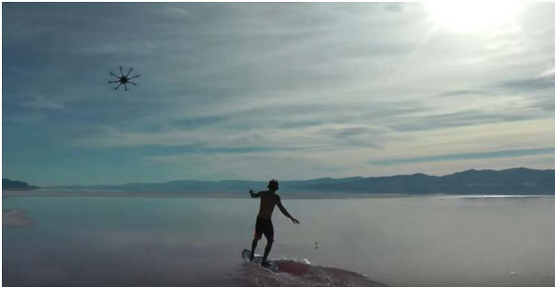 Kite Surfing Drone_12