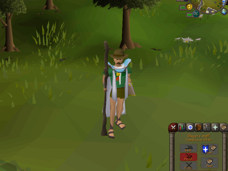 My First Major Achievement in OSRS Quest_10