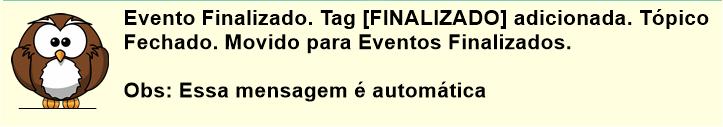 Edição de código Evento10