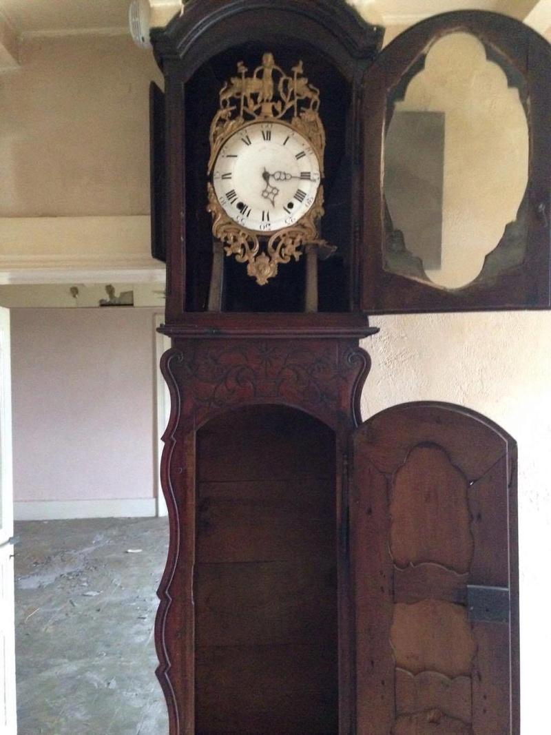 Horloge comtoise: besoin d'aide!! 21684510