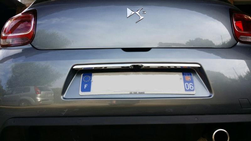 [Juju06] DS3 VTI 120 Gris Thorium/Rouge Carmen 20170510