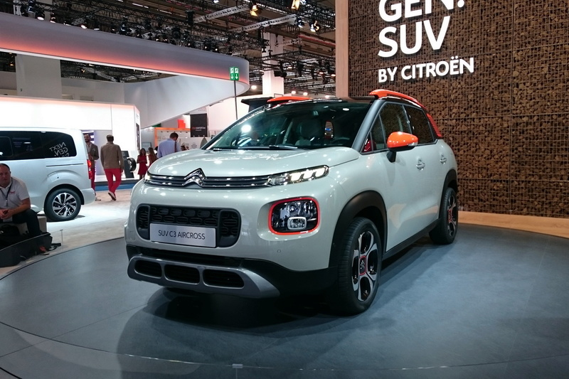 Citroën C3 Aircross C3-air11