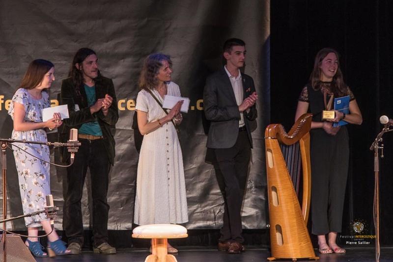 Trophée Camac 2017 et univers de la harpe celtique Trophy11
