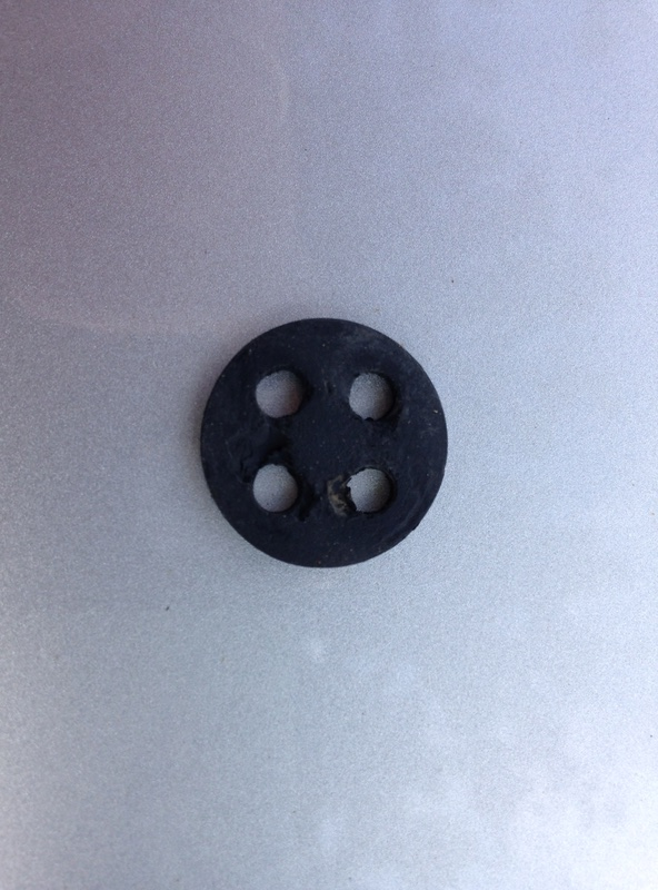 Recambios de goma de 4 agujeros para grifos de gasolina originales Image10