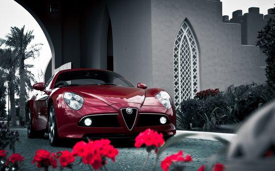 Alfa Romeo 8C Competizione 4e179210