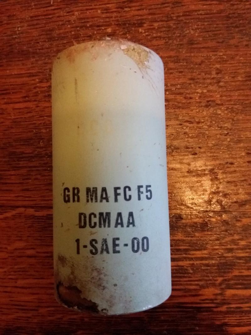 Grenade à Main 27021710