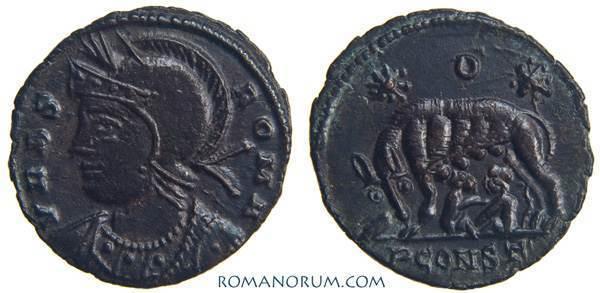 AE4 Conmemorativa de Roma. VRBS ROMA _rome_10