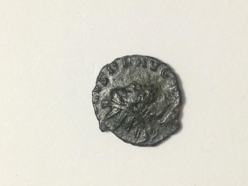 Antoniniano de Tétrico I. PAX AVG. Trier Img_4110