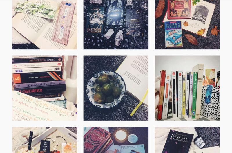 Mon petit Bookstagram  Instag11