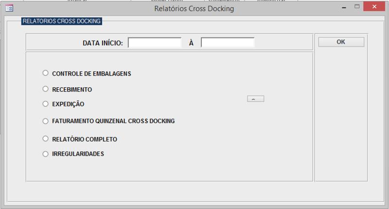 Extrair Consulta para Excel com filtro de data Rlt1011
