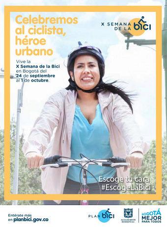 Programate en la 10° Semana de la Bici en Bogotá X_sema10