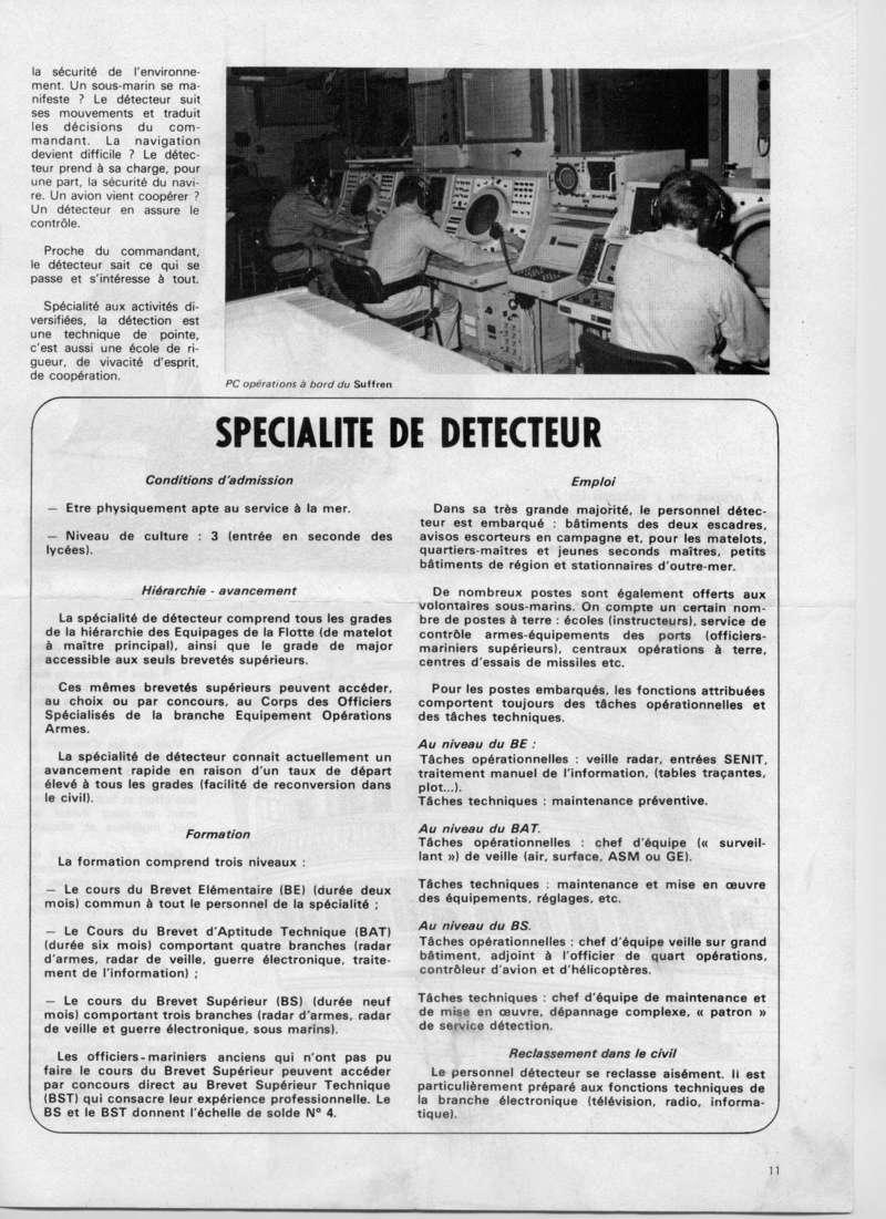 [Les écoles de spécialités] ÉCOLE DES DÉTECTEURS - ST MANDRIER - Page 2 Les_dy11