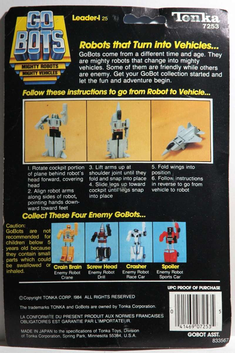 Pilgrim's collection (Gobots, Transformers...) Mr-25_11