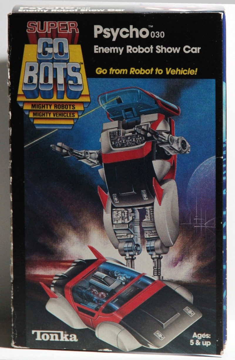 Pilgrim's collection (Gobots, Transformers...) Mrdx-014
